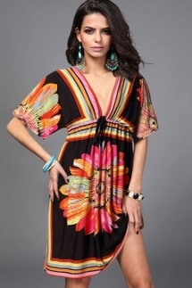 Этно стиль женская одежда